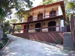 Casa à venda com 4 dormitórios em Carangola, Petrópolis cod:2091
