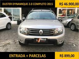 Duster Dynamique 2.0 Completo 2015 - 2015
