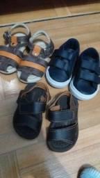 Sapatos de bebê Masculino