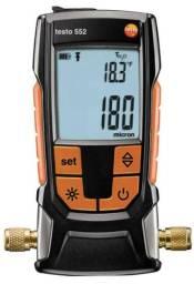 Testo 552 - Vacuômetro digital com Bluetootho