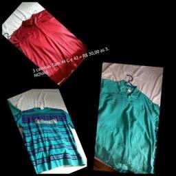 Camisas - 3 por 30,00