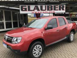 Duster Oroch expression 2018 motor 1.6 - 2018