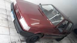 Fiat Uno 94 1.5 Nacional 4 portas C/GNV - 1994