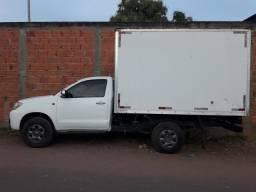 Vende - se hilux cabine simples 4x4 - 2006