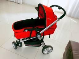 Carrinho e bebe conforto Kiddo Travel System