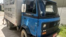 Caminhão Baú Agrale TX 1600 RD 1985 - 1985