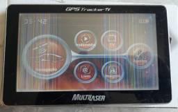 Vendendo esse aparelho de GPS está com a tela assim