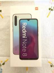 Xiaomi Redmi Note 8 64gb Novo, Lacrado PROMOÇÃO