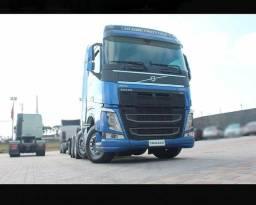 Volvo Fh 500 8X2 2019 l-shift cavalo mecânico -6cc 0km - 2019