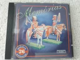 Coleção de CD Memórias