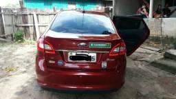 New Fiesta Sedan - 2013