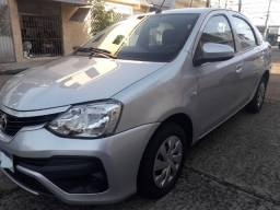 Etios 1.5 X, Automático, Sedan - 2018