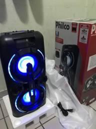 Caixa de som Philco Bluetooth