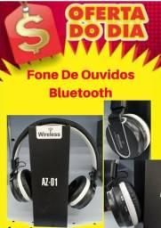 [Pronto Entrega]-Fone De Ouvidos Bluetooth C/ Excelente Qualidade de Áudio?Entrega Grátis