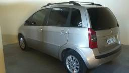 Vendo urgente Fiat Idea flex elx 2009 com kit gás - 2009