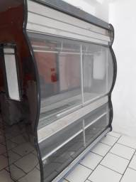 Balcão refrigerado açougue