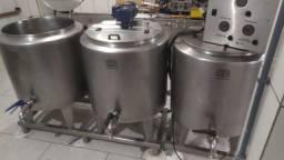 Tina de maturação 150 litros