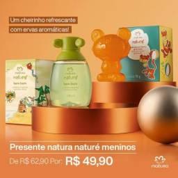 Perfume infantil natura naturé