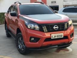 Nissan Frontier Attack - 2019