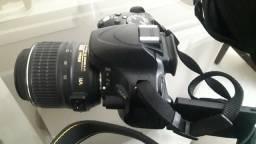 Excelente Câmera Nikon modelo d5100