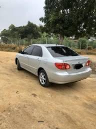 Corolla 1.8 xei 2005 cliente sistemático - 2005