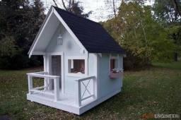 Casinha de boneca ou playhouse