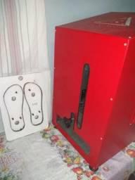 Maquina de chinelo