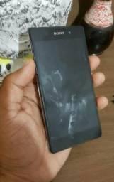 Sony z2 a prova dagua