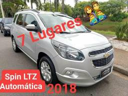 Spin LTZ Automática 2017 7L - 2017