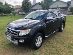 Ford Ranger 3.2 4x4 CD Limited / Estudo Trocas - 2013