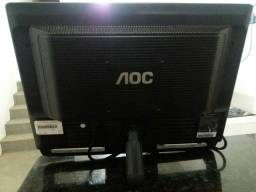 Vende-se monitor LCD AOC