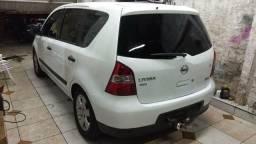 Nissan livina Completa GNV 5 Geração Único dono - 2011