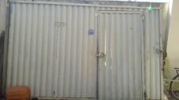 Portão Garagem de Ferro