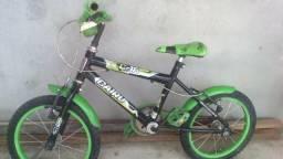 Carrinho de passeio e bike