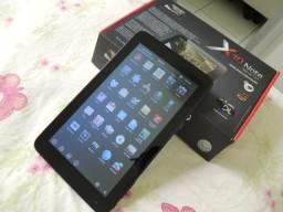 Vendo Tablet DL X10 Note Tela 10.1 Polegadas - Semi -Novo