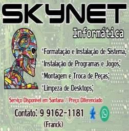 SkyNet Informática - STN/AP