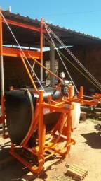 Pulverizador jacto pj 401 400 litros ano 2008
