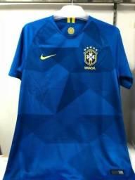 Camisa Seleção Brasileira- 2018 Tamanho M Original
