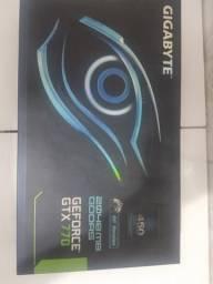 Placa de video gtx 770