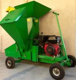 Triturador de resíduos orgânicos Trapp Tr500