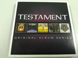 Box Testament - Original Album Series (box 5 Cds)