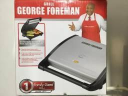 "Grill George Foreman - Family Sized "" novinho na caixa """