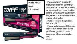 Prancha Taiff titanium