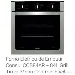 Forno Elétrico de embutir 850$ (220v)