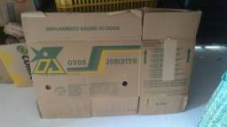 Caixa de papelão para mudança e transporte em geral