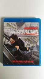 Blu-Ray Missão Impossível - Protocolo Fantasma [Simples]