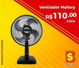 VENTILADOR MALLORY 30cm