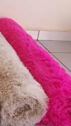 Carpetes peludo 2x2.50