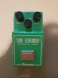 Pedal Overdrive Tube Sreamer Ibanez TS808