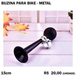 Buzina de Bicicleta de Metal